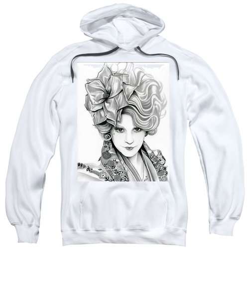 Effie Trinket - The Hunger Games Sweatshirt