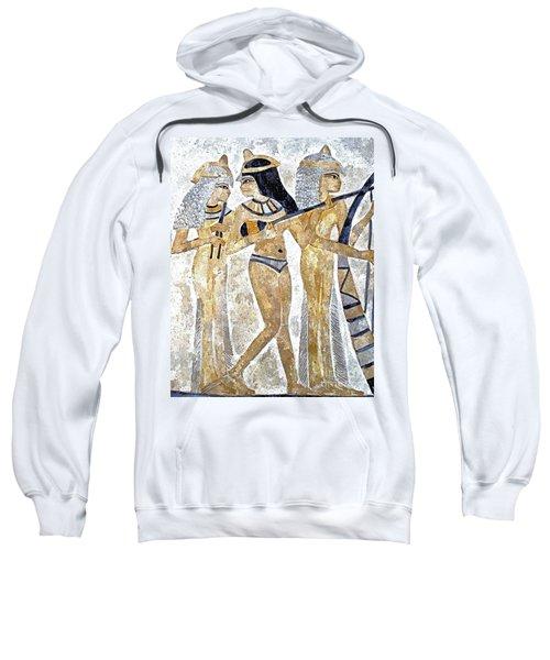 Egyptian Musicians Sweatshirt