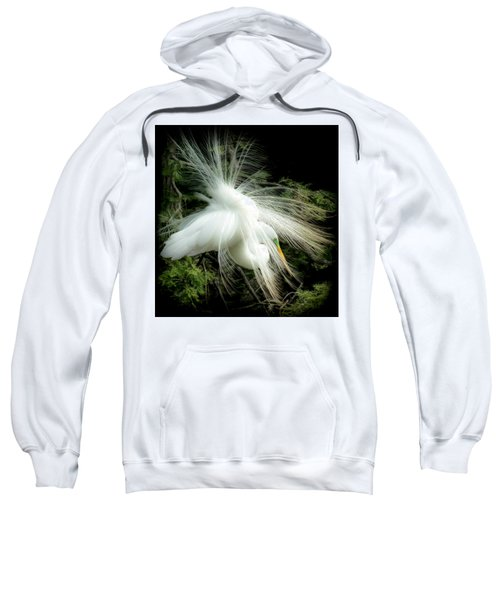 Elegance Of Creation Sweatshirt by Karen Wiles