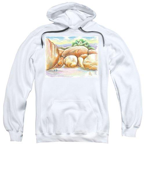 Elephant Rocks State Park II  No C103 Sweatshirt
