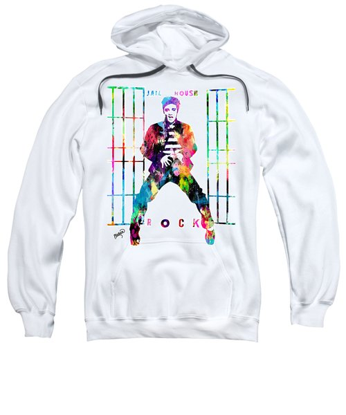 Elvis Presley Jail House Rock Sweatshirt