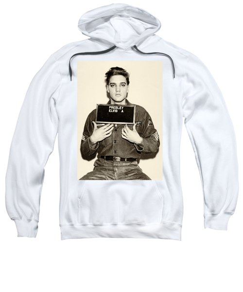 Elvis Presley - Mugshot Sweatshirt