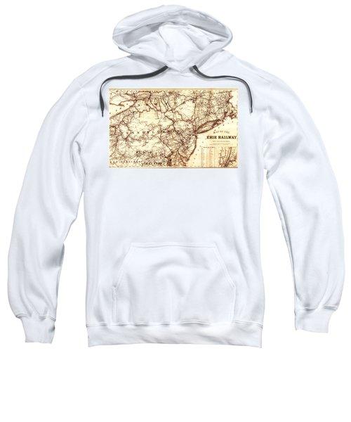 Erie Railway 1869 Sweatshirt