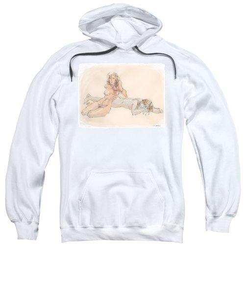 Erotic Drawings 18 Sweatshirt