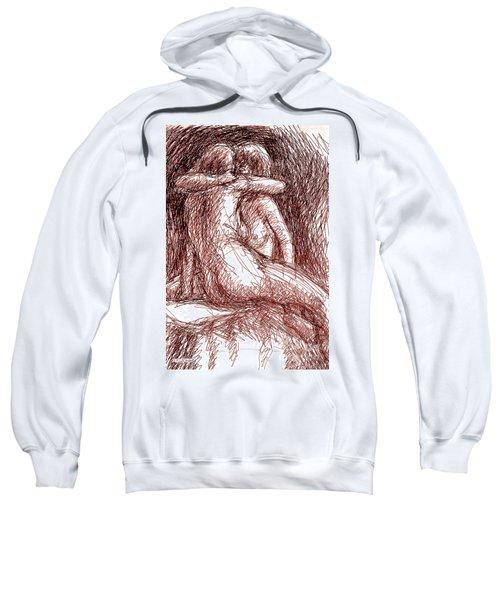 Erotic Drawings 19-2 Sweatshirt