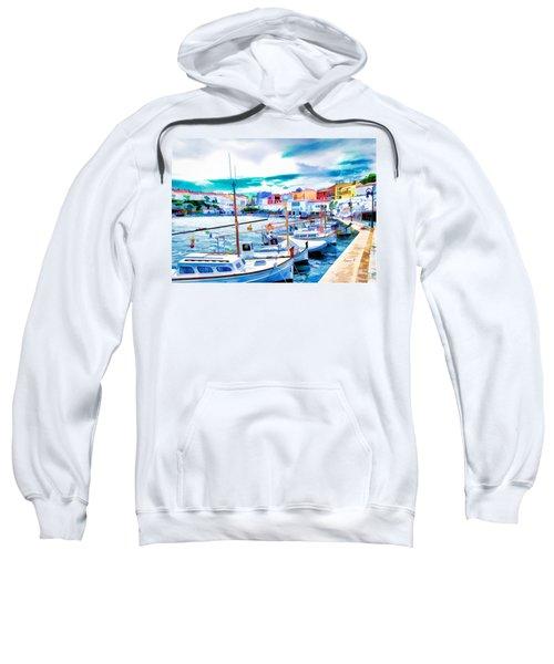 Es Castell 3 Sweatshirt