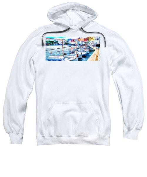Es Castell 5 Sweatshirt