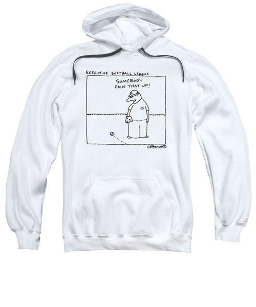 Executive Softball League Sweatshirt