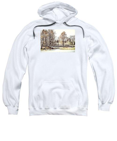 Fading Palette Of Fall Sweatshirt