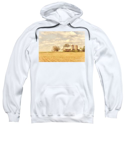 Farm And Fields  Sweatshirt