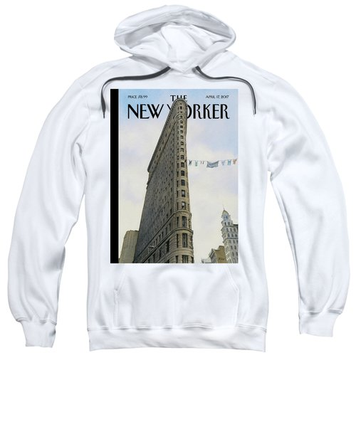Fashion District Sweatshirt