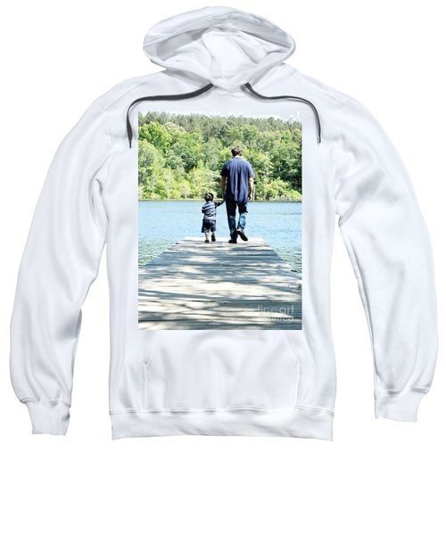 Father And Son Sweatshirt