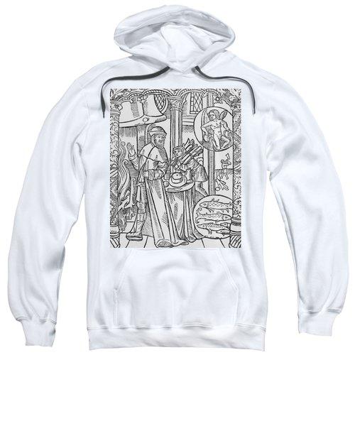 February Aquarius Sweatshirt