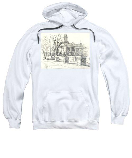 February Morning  No Ctc102 Sweatshirt