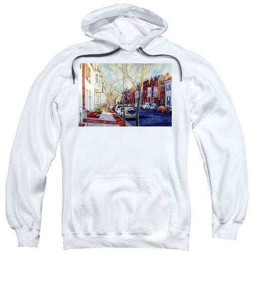 Feeding The Meter Sweatshirt