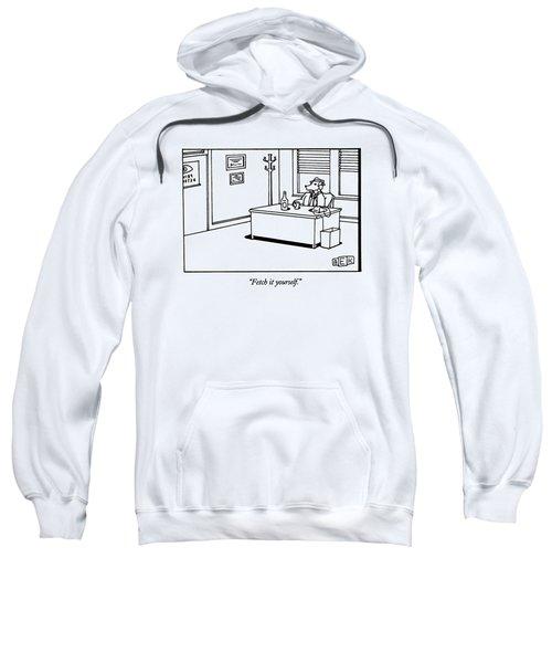 Fetch It Yourself Sweatshirt