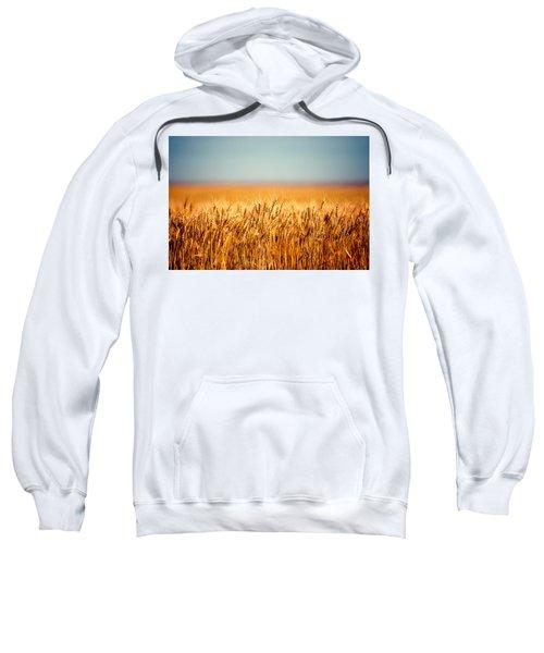Field Of Wheat Sweatshirt