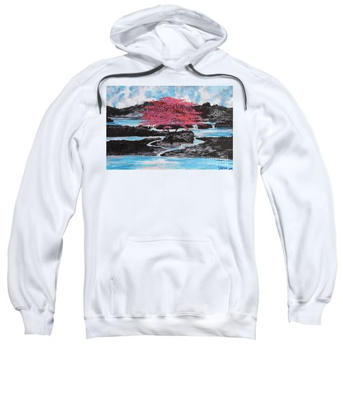 Finding Beauty In Solitude Sweatshirt
