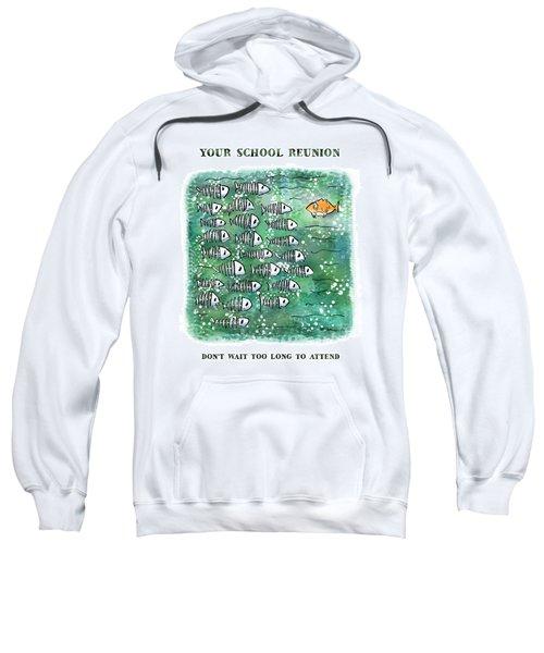 Fish School Reunion Sweatshirt
