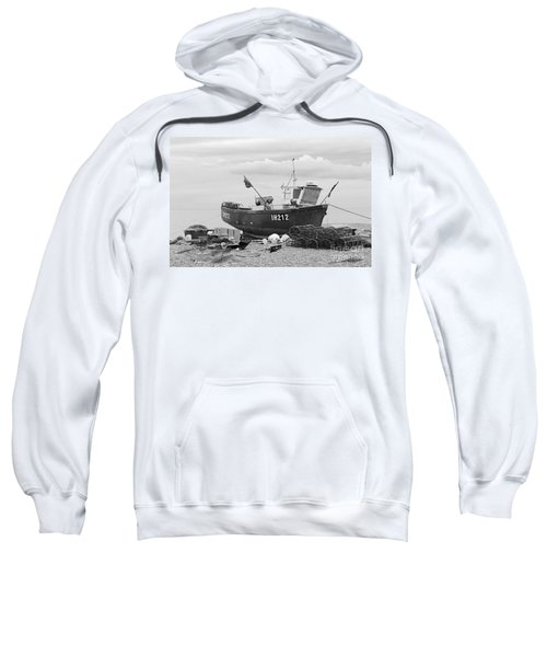 Fishing Boat Sweatshirt