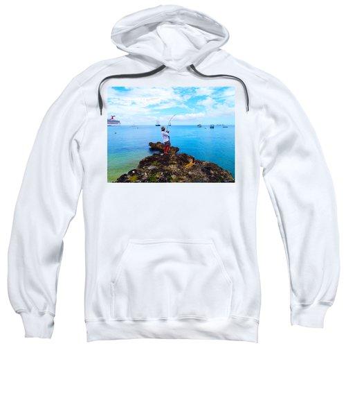 Fishing Paradise Sweatshirt