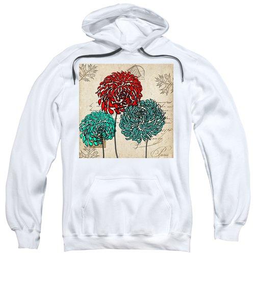 Floral Delight Iv Sweatshirt