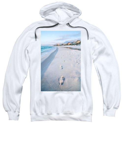 Florida Beach Scene Sweatshirt