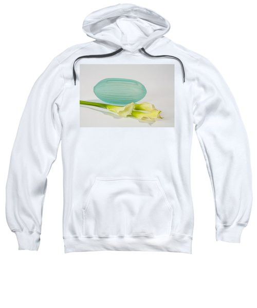 Flowers In Vases 4 Sweatshirt