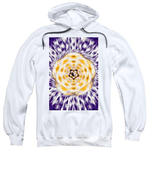 Flowering Emotion Sweatshirt by Derek Gedney