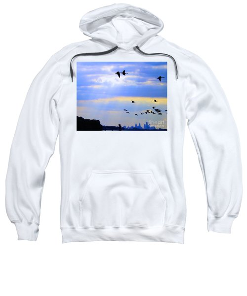 Fly Like The Wind Sweatshirt