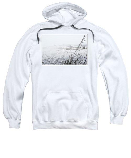 Foggy Beach Sweatshirt