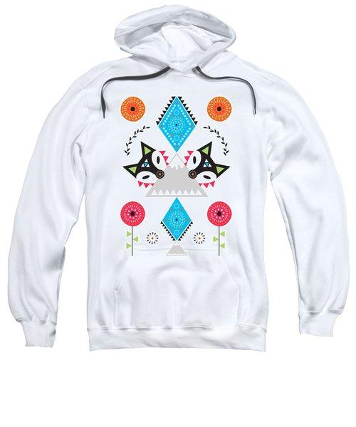 Folk Fox Sweatshirt