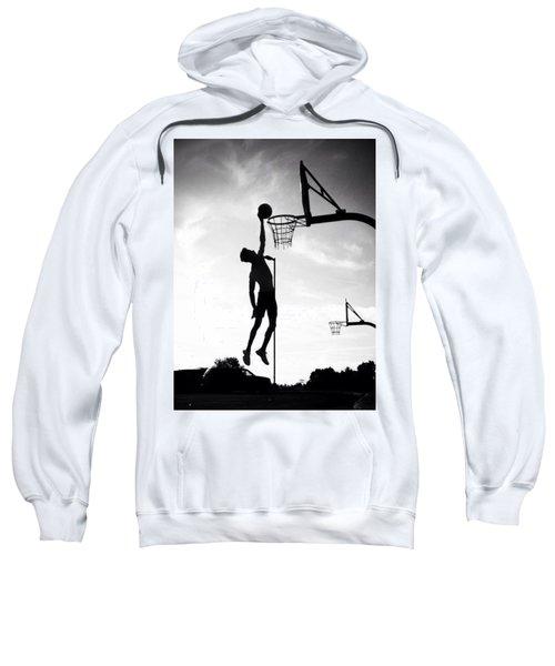 For The Love Of Basketball  Sweatshirt