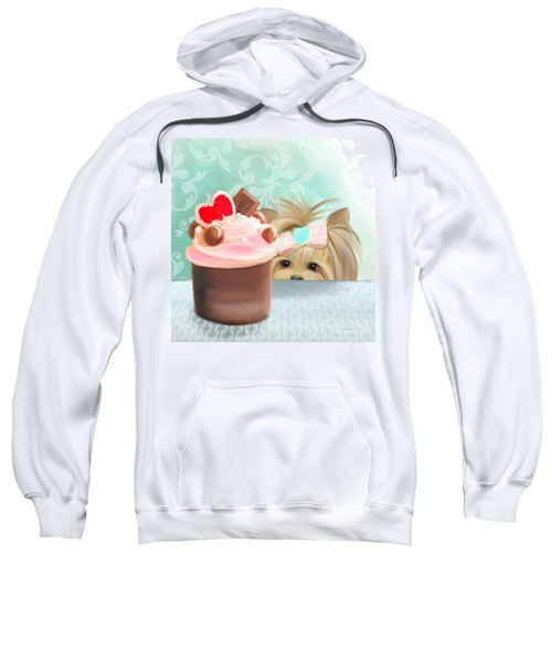 Forbidden Cupcake Sweatshirt