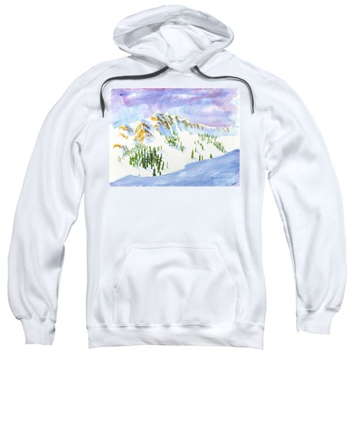 Four Sisters At Snowbasin Sweatshirt