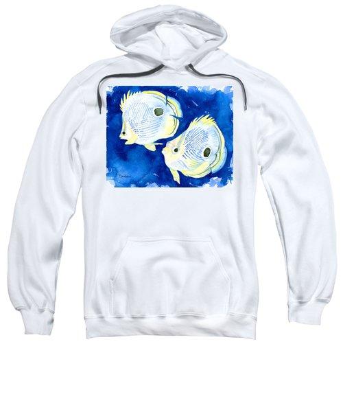 Foureye Butterflyfish Sweatshirt