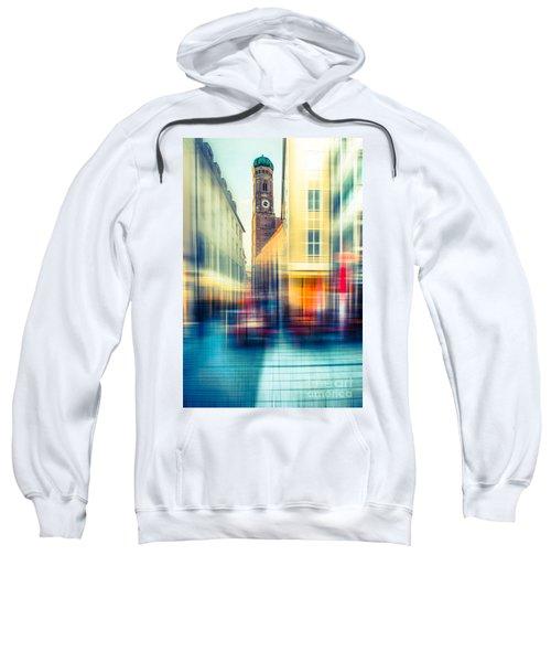 Frauenkirche - Munich V - Vintage Sweatshirt