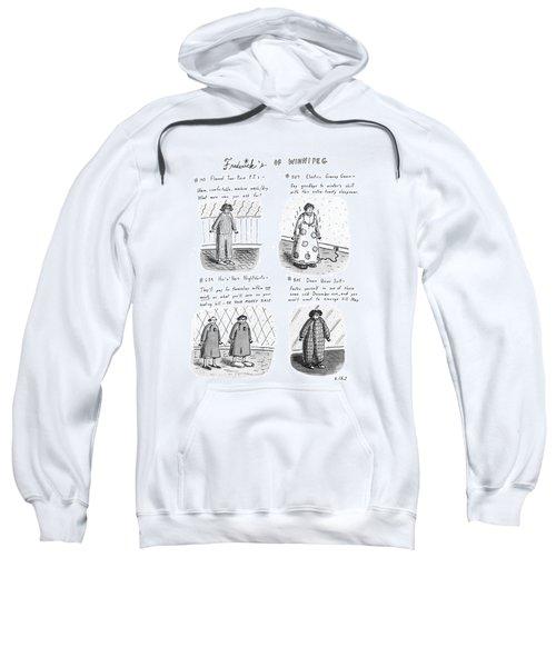 Frederick's Of Winnipeg Sweatshirt