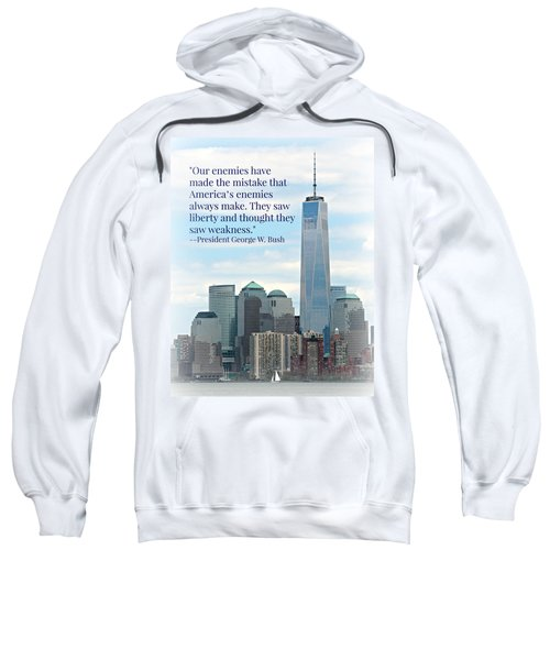 Freedom On The Rise Sweatshirt