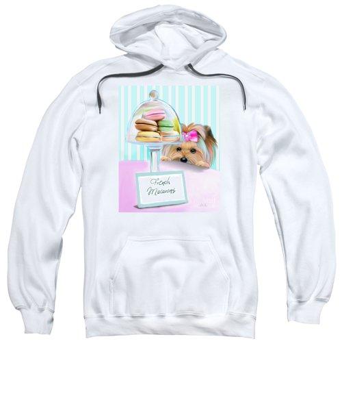 French Macarons Sweatshirt