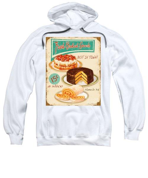 Fresh Baked Good Sweatshirt