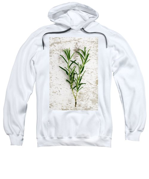 Fresh Rosemary Sweatshirt