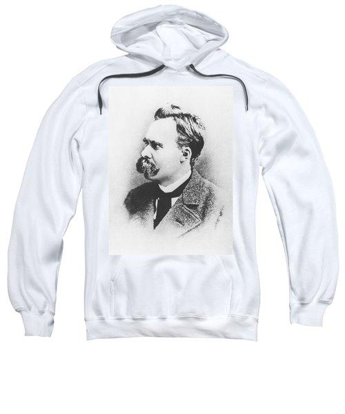 Friedrich Wilhelm Nietzsche In 1883 Sweatshirt