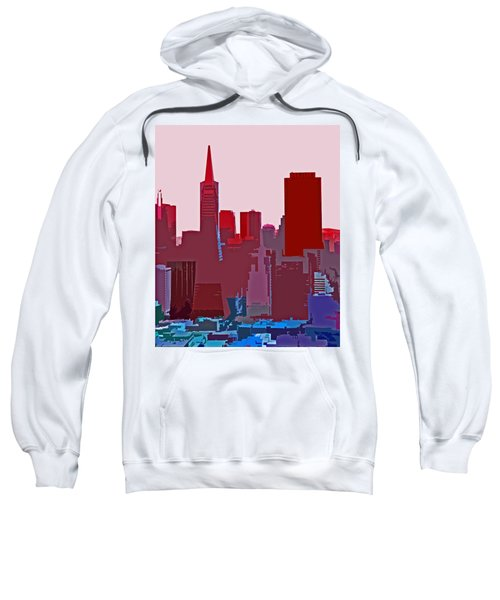 Frisco Skyline Sweatshirt