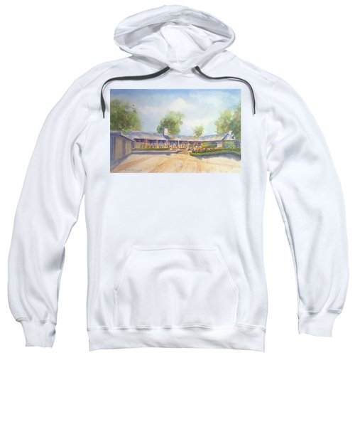 Front Of Home Sweatshirt