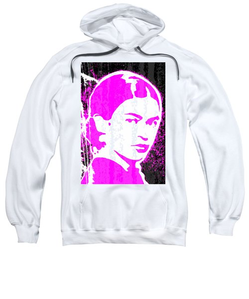 Fuchsia Frida Sweatshirt
