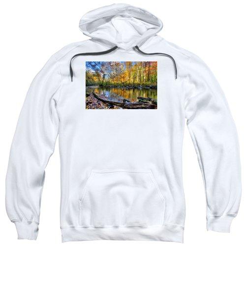 Full Box Of Crayons Sweatshirt