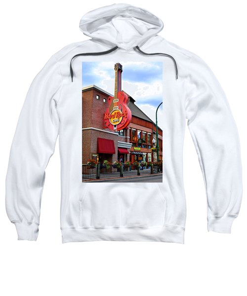 Gatlinburg Hard Rock Cafe Sweatshirt