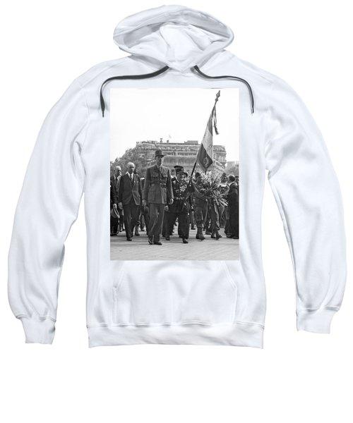 General Charles De Gaulle Sweatshirt