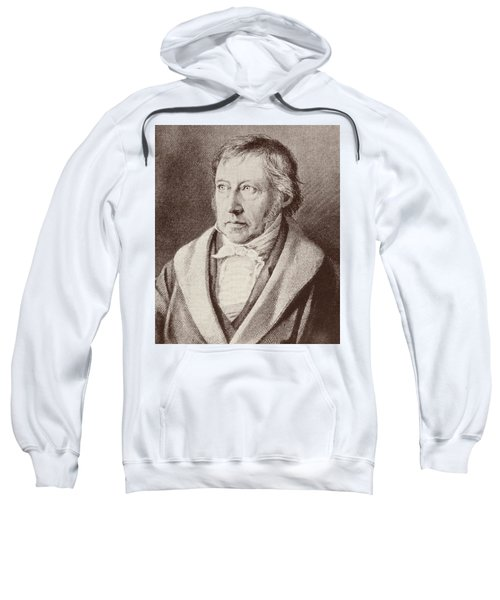 Georg Hegel  Sweatshirt